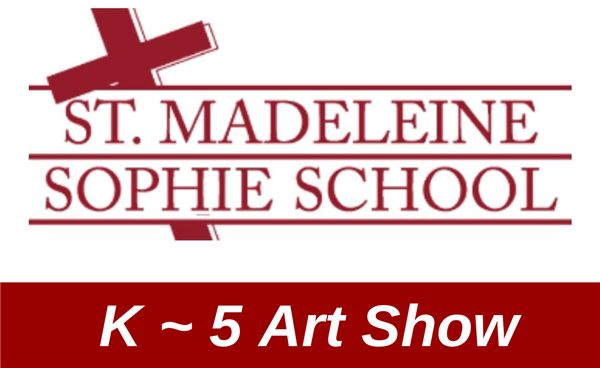 Virtual Catholic Schools Week Art Show